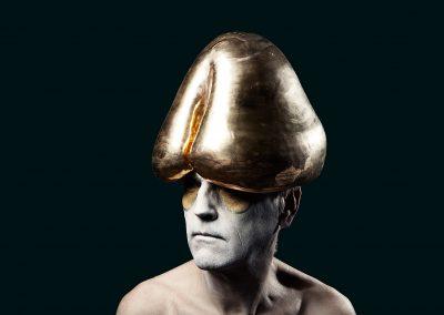 Ceramic hats